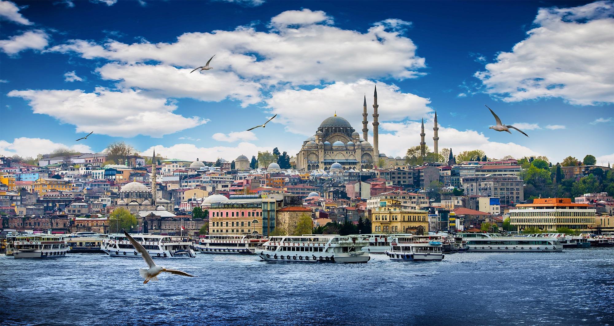 Автобусний тур Туреччина