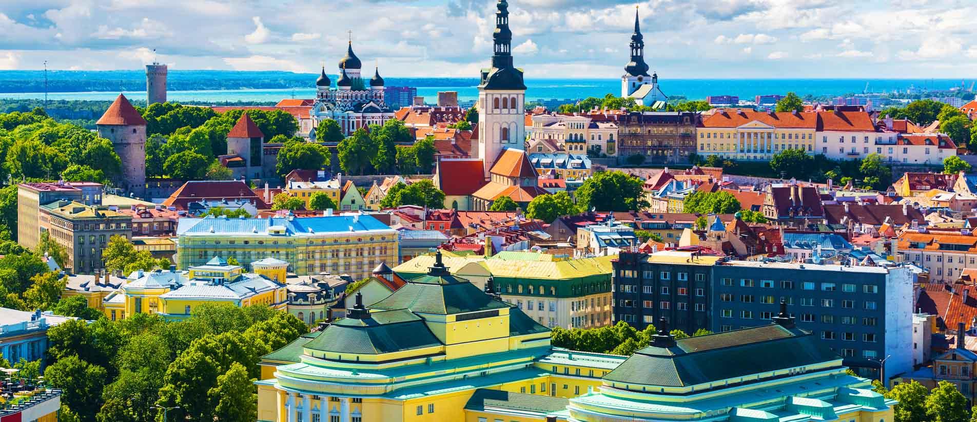 Автобусний тур Естонія
