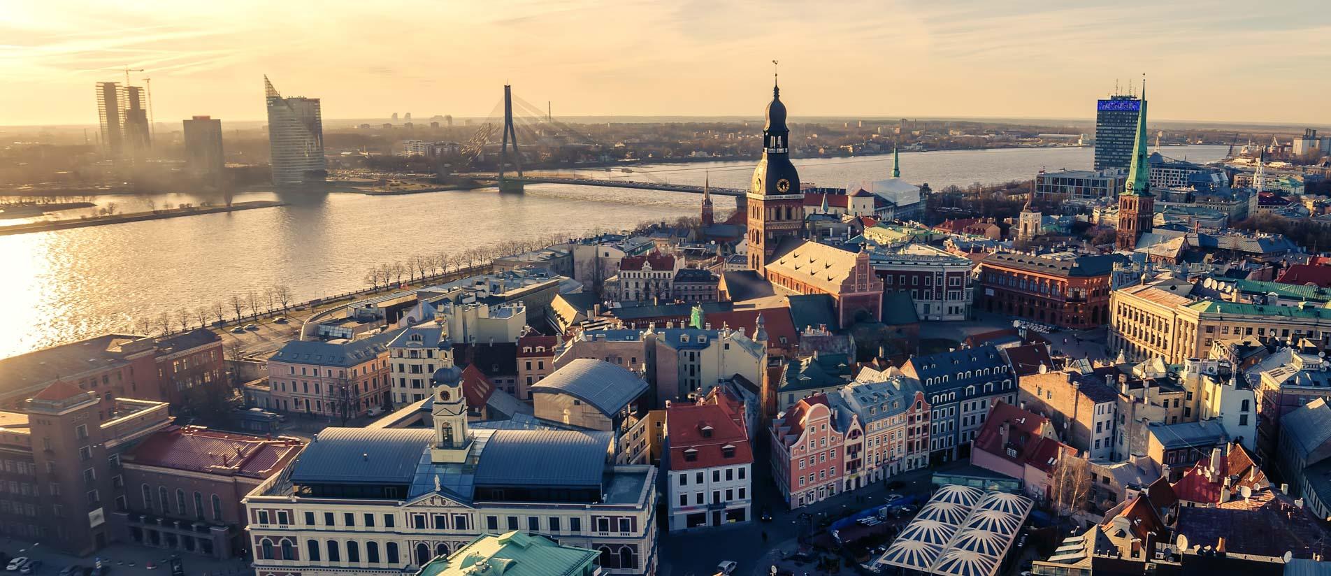 Автобусний тур Латвія
